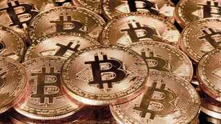 Representations of virtual currency Bitcoin are seen in this picture illustration. File picture: Reuters/Dado Ruvic