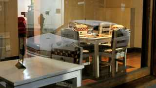 Restaurants which would usually be buzzing with patrons on a Friday evening, across the Western Cape have been empty since recent restrictions were implemented to mitigate the spread of the highly contagious Delta variant. Picture: Tracey Adams/African News Agency (ANA)