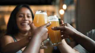Revellers won't be able to buy liquor legally this New Year. Picture: Pexels
