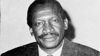 Robert Sobukwes political voice was silenced by the apartheid governments use of constantly amended laws. He is the reminder of a destructive time which too many people would rather not think about.