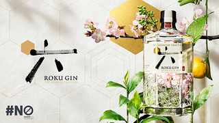 Roku gin is the culmination of over 100 years of dedication, with generations of artisans working together to create the perfect serve.