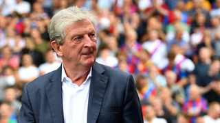 Roy Hodgson is pleased with his teams defense but he wants them to score more goals. Photo: Dylan Martinez/Reuters