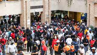 Rudi Buys writes that with campus protests for fee-free learning, some violent, returning in full measure, little seems to have changed for past student struggles in post-pandemic South Africa. Picture: Leon Lestrade/African News Agency/ANA.