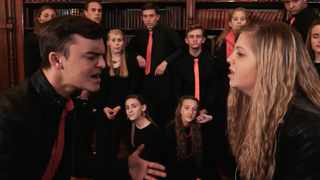 Rustenburg High School Choir has set the internet ablaze with their cover of the iconic Queen song, Bohemian Rhapsody. Picture: Screenshot