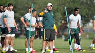 SA Rugby announced on Monday that Georgia will play two Test matches agagainst Jacques Nienaber's Springboks. Picture Luigi Bennett/Backpagepix