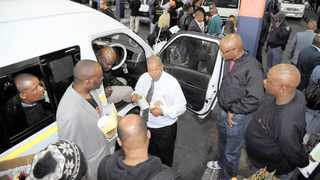SA Taxi parent Transaction Capital rose 4.22 percent on the JSE yesterday to trade at R18.95 a share as the market digested the news. Photo: Simone Kley African News Agency (ANA)