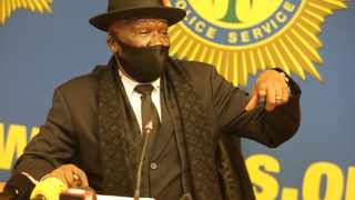 SAPS Minister Bheki Cele warned that residents should expect reprisal incidents. Picture: Nqobile Mbonambi African news agency (ANA)