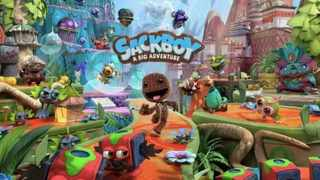 Sackboy: A Big Adventure is a lustrous romp of carnival fantasy, but it feels like they left something out. Picture: Screengrab/YouTube