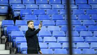 Salford City co-owner and former Manchester United star Gary Neville. Picture: Peter Powell/EPA