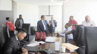 Sekunjalo said Tuesday's comments and last week's FSCA raid are not unrelated, they have been purposefully designed to cause maximum harm to Sekunjalo. Photo: Ayanda Ndamane African News Agency (ANA)