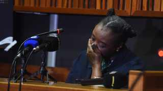 Serial killer accused former police officer Nomia Rosemary Ndlovu. Picture: Itumeleng English/African News Agency (ANA)