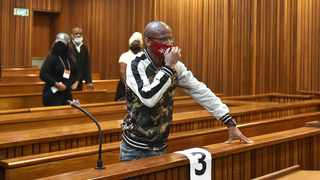 Serial rapist Sello Abram Mapunya was sentenced to five life terms as well as an additional 988 years imprisonment for rape, housebreaking and robbery. Picture: Thobile Mathonsi/African News Agency (ANA)