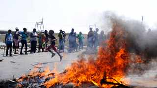Service delivery protests have become more frequent through the years in South Africa, says the writer. Picture: Itumeleng English/African News Agency (ANA) Archives