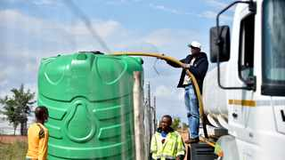 Several areas in the Gauteng province are currently experiencing a severe water shortage crisis engulfing areas around Johannesburg, including public hospitals. The water crisis has affected particular areas in Joburg such as Fairland, Northcliff, Hursthill, Crosby, Coronationville, Montclare, Sophiatown and Brixton.. Picture: Thobile Mathonsi/African News agency(ANA)