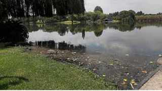 Sewage, seen here in the Vaal River, is now a low-cost ally in the fight against Covid-19.| Picture: Simphiwe Mbokazi African News Agency (ANA)