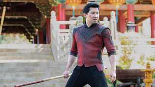 Shang-Chi (Simu Liu) in Marvel Studios' 'Shang-Chi and the Legend of the Ten Rings'. Picure: Jasin Boland/Marvel Studios 2021