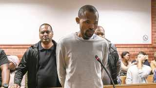 Sibusiso Mpungose will be sentenced in the Pietermaritzburg High Court today. Picture: Leon Lestrade African News Agency (ANA)