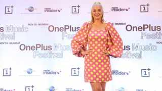 Singer Katy Perry says she will never forget being pregnant during the Covid-19 pandemic, adding that she is trying not to be stressed about her delivery. Picture: IANS
