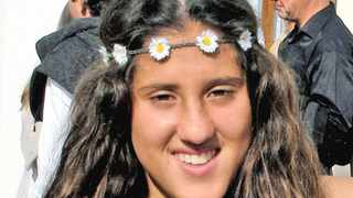 Sixteen-year-old Franziska Bl�chliger's body was found in Tokai forest on March 7.