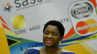 Social Development Minister Bathabile Dlamini has been accused of trying to use food parcels in Tlokwe to buy votes for the ANC. File picture: Masi Losi