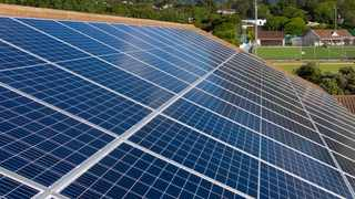 Solar and wind already provide twice as much power to the South African power grid as nuclear, says independent power producer Scatec GM Jan Fourie. Photo: File