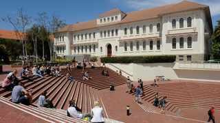 Some universities have already gone back to the emergency remote learning to mitigate the impact of a third wave of Covid-19 on their campuses. Picture Cindy Waxa/African News Agency (ANA) Archives