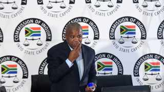 South Africa - Johannesburg - 20 April 2021 - Former Group Chief Executive Officer (GCEO) Lucky Montana appeared before the Commission of Inquiry into Allegations of State Capture led by Deputy Chief Justice Raymond Zondo. Picture: Itumeleng English/African News Agency(ANA)
