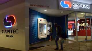 South Africa - Pretoria - 23 March 2020 - Capitac bank. Picture: Oupa Mokoena/African News Agency (ANA)