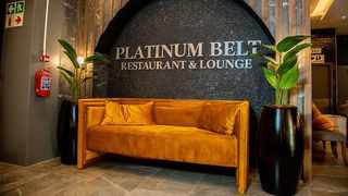 South Africa is known for its bustling food scene, and every season several new and exciting eateries open their doors to the country's eager foodies. Picture: Platinum Belt Restaurant and Lounge