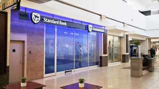 South Africa's Standard Bank said on Wednesday that its half-year profit could drop by as much as 50% as the coronavirus crisis hits its business. Photo: File