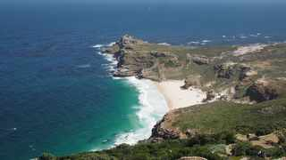 South Africa's two prevailing currents, the Benguela and Agulhas, meet at the Cape of Good Hope. Picture: Michael Bieri/Pixabay