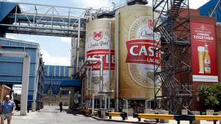South African Breweries (SAB) has announced it will be forced to pour 132 million litres of beer down the drain. Leon Nicholas African News Agency (ANA)