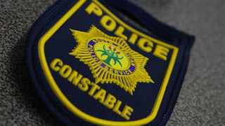 South African Police Constable badge. File picture: Supplied/SAPS