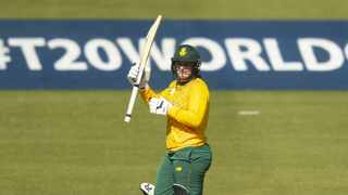 South African cricketer Lizelle Lee should be finalising her wedding plans with fiancé Tanja Cronje. Instead, she finds herself at her parents' home in the farming town of Ermelo completing a 2000-piece puzzle to keep herself busy during the national lockdown. Photo: EPA/Lukas Coch