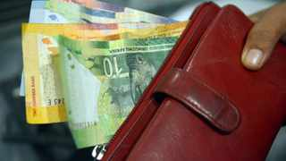South African currency, the Rand. Picture: Karen Sandison/African News Agency(ANA)