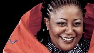 South African music legend Sibongile Khumalo died of stroke-related complications after a lengthy illness. She was 63. File Picture