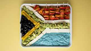 South African snack platter. Picture: Supplied