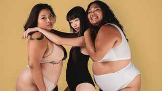 South African women want more inclusivity when it comes to the colour and size of underwear. Picture: Roberto Hund/Pexels