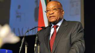 Staff members at eNCA claim management stopped journalists from going live during Jacob Zuma's press briefing on Sunday night. Picture: African News Agency (ANA)