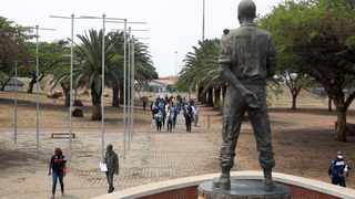 Stakeholders have committed to restoring the Solomon Mahlangu heritage site in Mamelodi. Picture: Oupa Mokoena African News Agency (ANA)
