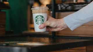 Starbucks will be introducing its reusable cup-share programme in all of its 3 840 stores in Europe, the Middle East and Africa by 2025, as it looks to reduce the amount of its single use waste. Photo: Supplied