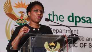 State Security Minister Ayanda Dlodlo. Picture: African News Agency/ANA