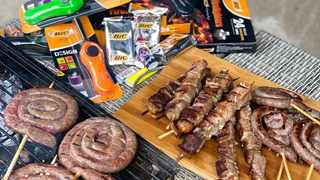 Summer is nearly here, and one way to enjoy the sunshine South African style is by lighting up the coals and preparing an all South African original classic – the braai. Picture: Supplied