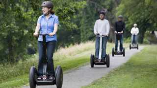 Sun City is offering segway tours. Picture: Supplied.