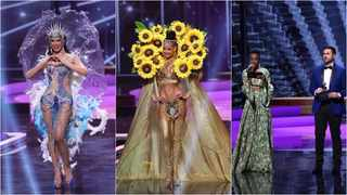 Sunday night marked the Miss Universe competition's return to television, after the pageant was cancelled in 2020 for the first time due to the coronavirus pandemic.Picture: YouTube.com