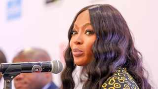 Supermodel, Philanthropist, Activist and Cultural Innovator Naomi Campbell urged Zuma to act by taking responsibility for the calamity which gripped South Africa affecting many families. Picture: Leon Lestrade/African News Agency(ANA)
