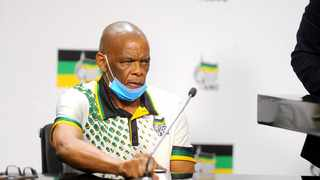 Suspended ANC secretary-general Ace Magashule File picture: Nokuthula Mbatha/African News Agency (ANA)