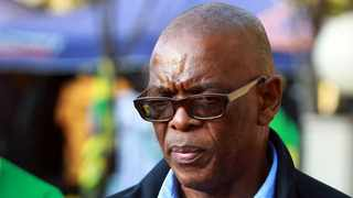 Suspended ANC secretary-general Ace Magashule. Picture: Jacques Naude/African News Agency (ANA) Archives