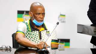 Suspended ANC secretary-general Ace Magashule. Picture: Nokuthula Mbatha/African News Agency (ANA) Archives