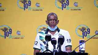 Suspended African National Congress Secretary General Ace Magashule. Picture: Itumeleng English/African News Agency(ANA)